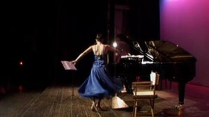 Hamsa Irene Rinaldi, Hamsa Irene Rinaldi, Teatro Ghione, Roma, 2010