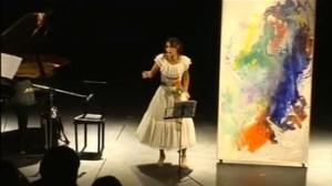 Hamsa Irene Rinaldi - Teatro Vascello, 2009